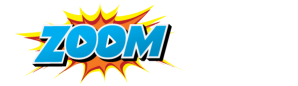Zoom Virtual Party Logo